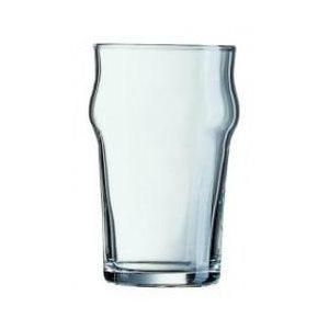"Beer glass ""nonic"" tumbler 11.5 oz (48 / case)"