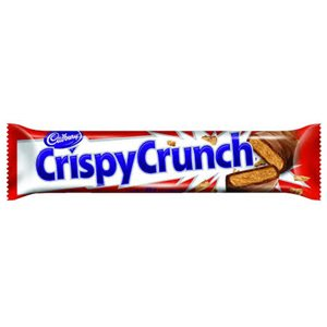 Crispy Crunch chocolate bar 24x48g
