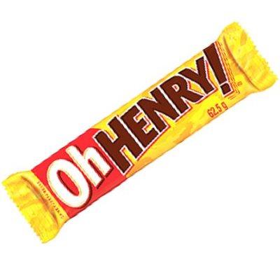 Chocolat Oh Henry 24 / cs