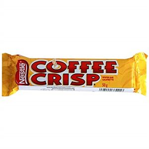 Coffee Crisp Chocolate Bar 48x 50g