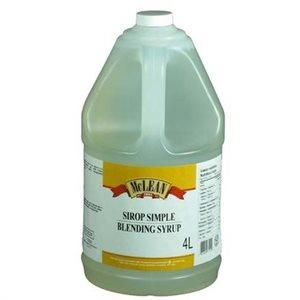 Blending syrup 4L