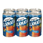 Mott's clamato cans 24 x 162 ml