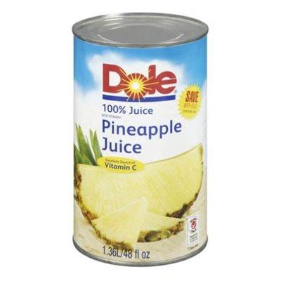 Jus d'Ananas dole 170 ml (48 can / cs)