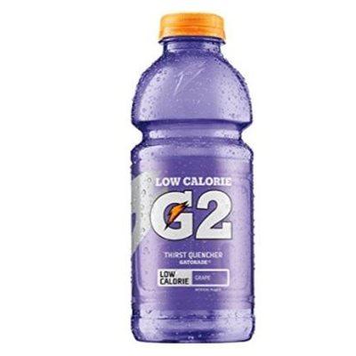 Gatorade G2 raisin 12x591ml