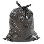 Sacs à ordures 35x50 noir x-fort (100 un)