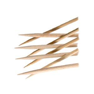 """Bâton à brochette en bambou 10"""" (100x100 / cs)"""