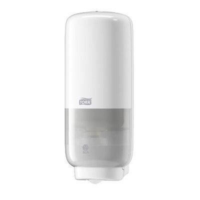 Distributeur Savon à mains S4 - Blanc