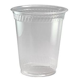 Fabrikal clear plastic glass 10oz (1000 / cs)