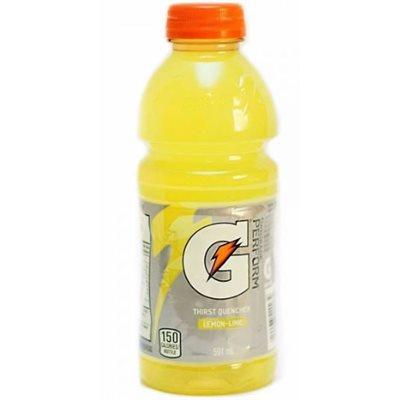 Gatorade Citron-Lime 12 x 591 ml
