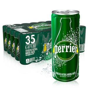 Perrier 35x 250 ml