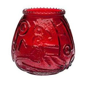 Chandelier Lowboy rouge (12 unités)