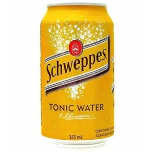 Tonic cans 12x355ml
